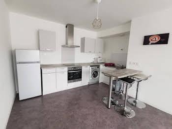 Appartement meublé 2 pièces 48,62 m2
