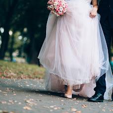 Wedding photographer Anastasiya Mozheyko (nastenavs). Photo of 19.10.2017