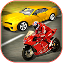 Car vs Bike: Racing Mania icon