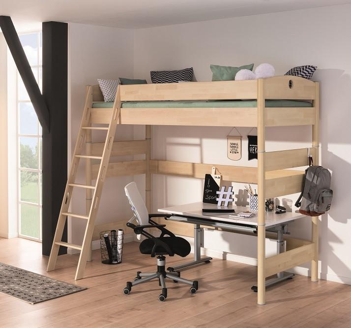 Кровать-чердак для взрослых