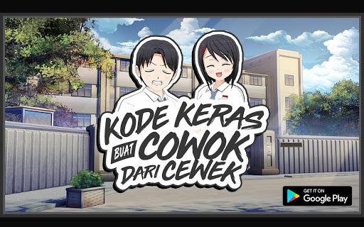 Kode Keras Cowok dari Cewek - Visual Novel Games 1.76 gameplay | by HackJr.Pw 6