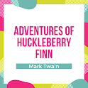 Adventures of Huckleberry Finn - Public Domain icon