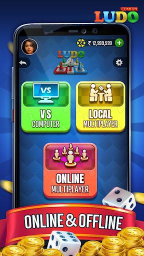 Ludo Comfun- Ludo Online Game 3.0.20190516 screenshots 2