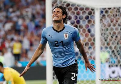 L'Uruguay rencontrera la France en quart de finale
