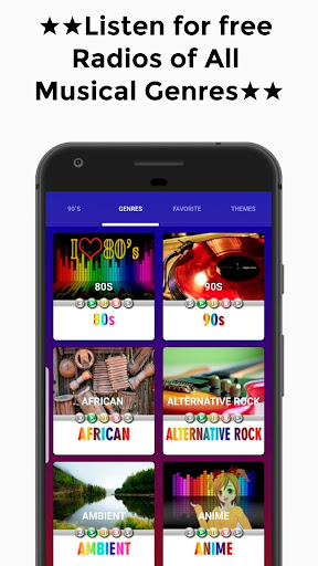 90s Music (The Best) Free Radio Online - 90s Songs App