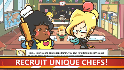Chef Wars - Cooking Battle Game - screenshot