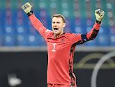 Manuel Neuer récompensé en Allemagne