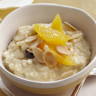 Indian-Spiced Rice Pudding.