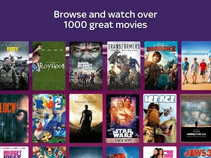 Sky Movies: Stream 1000 movies- screenshot thumbnail