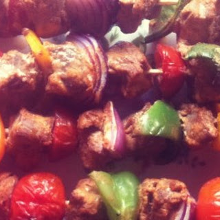 Greek Yoghurt Marinade for Lamb Kebabs