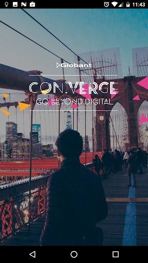 Converge Globant 2016 Screenshot