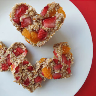 Strawberry Clementine Cookies