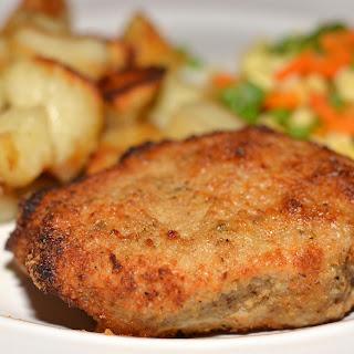 Parmesan Baked Pork Chops.