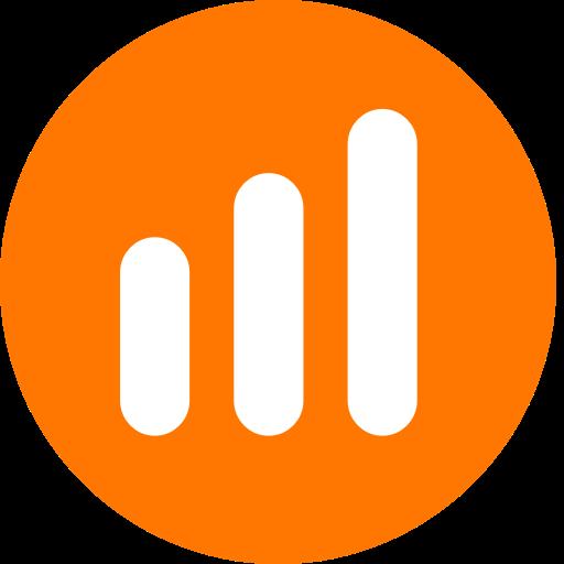 IQ Option broker: online trading platform Icon