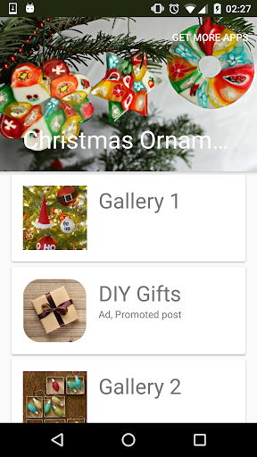 免費下載遊戲APP|Homemade Christmas Ornaments app開箱文|APP開箱王