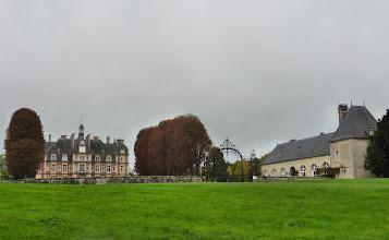 Photo: Le château de La Trousse (77)