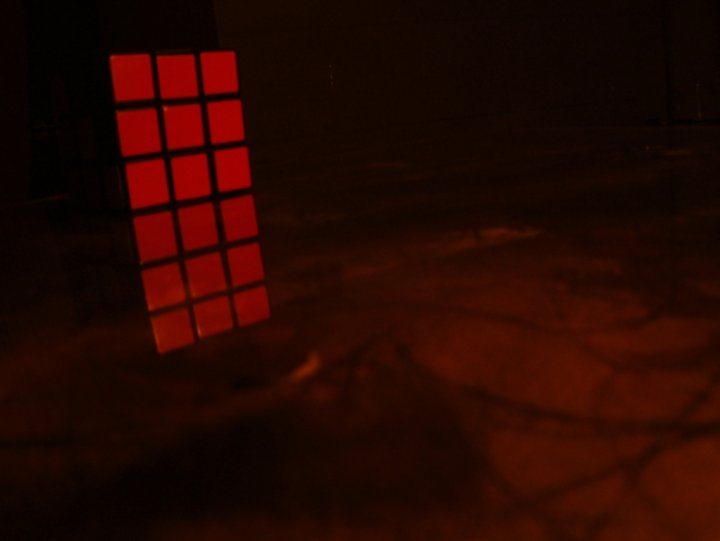 Red Rubik Window di dav_mau