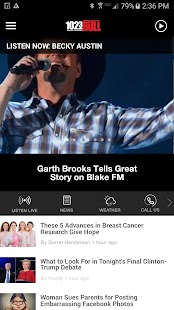102.3 The Bull - Wichita Falls #1 for New Country - náhled