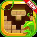 Wood Block Puzzle - Legend Game icon