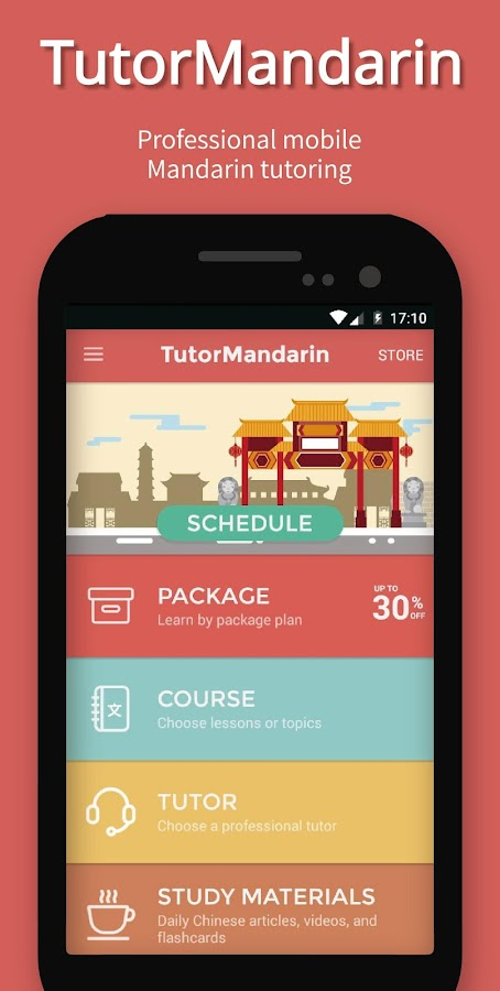 Learn Chinese - TutorMandarin- screenshot