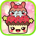 Cute Food Wallpaper icon
