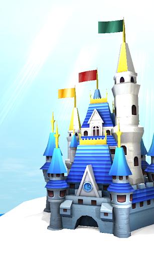 마법의 성 3D 라이브 배경화면
