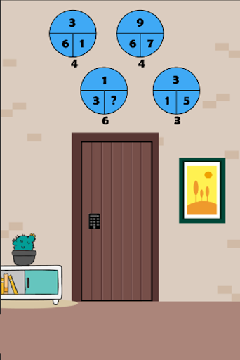 Math Doors | Riddles and Puzzles Math Games apktram screenshots 1