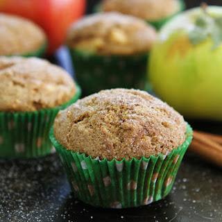 Brown Butter Apple Cinnamon Muffins