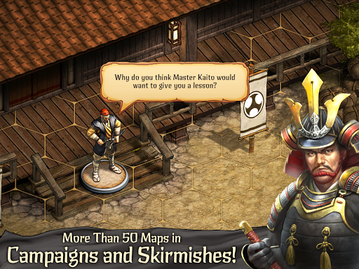 Warbands: Bushido - Tactical Miniatures Board Game 0.231 screenshots 9