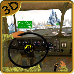 Army Cargo Truck for PC and MAC