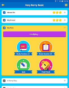Learn English for Kids- screenshot thumbnail