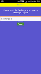 Recharge App- screenshot thumbnail