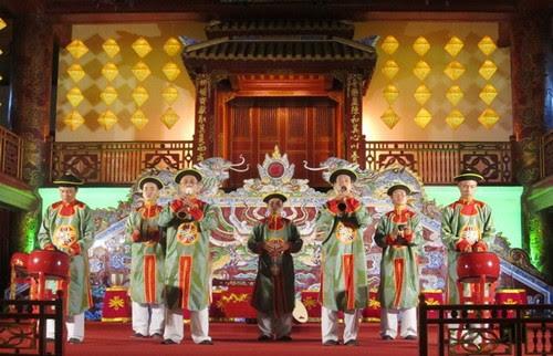Đại Nội Huế, nâng cấp nhà hát Duyệt Thị Đường