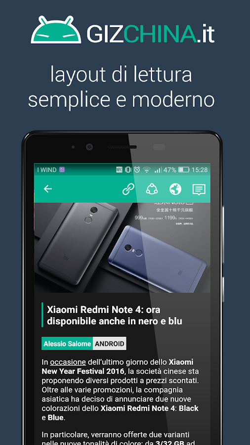 Gizchina - Android Notizie- screenshot