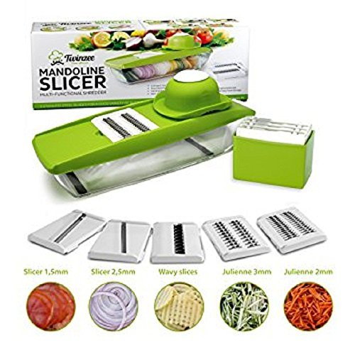 Kriva Mandoline Vegetable Slicer