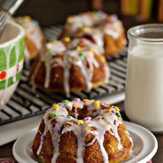 Pistachio Pecan Cake