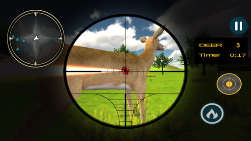 Forest Deer Hunting  screenshots 4