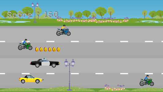 Traffic Racer screenshot 3