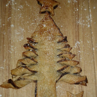 Puff Pastry Christmas Tree Recipe