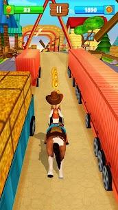 Tiny Horse Run : Free Running Games 4