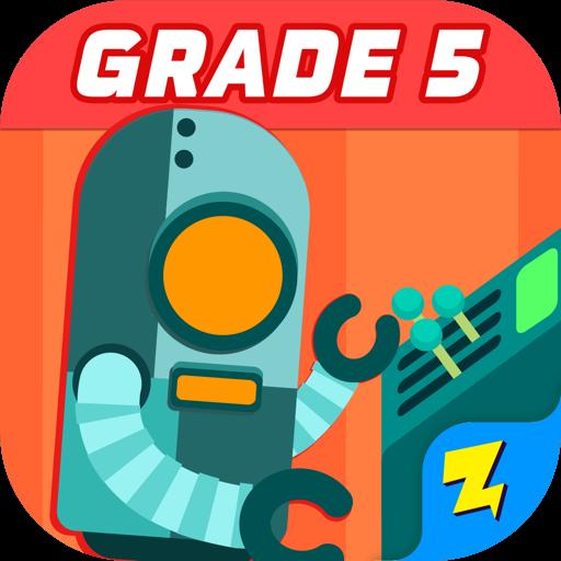 5th Grade Math: Fun Kids Games - Zapzapmath Home – Programme