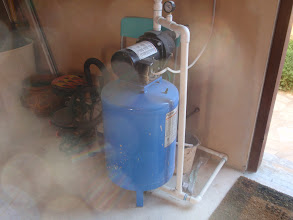Photo: Pressurized water system