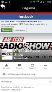 AM1130 Radio SHOW- screenshot thumbnail