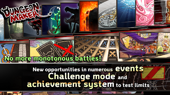 Dungeon Maker MOD Apk 1.9.3 (Unlimited Money/Stones/Magic Souls) 6