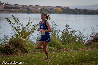 Photo: Varsity Girls 4A Mid-Columbia Conference Cross Country District Championship Meet  Buy Photo: http://photos.garypaulson.net/p556009210/e48556408