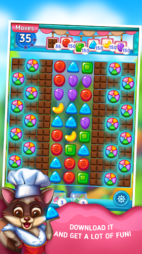 Candy Cookie Shop screenshot 6