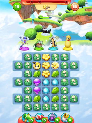 Best Fiends Stars - Free Puzzle Game apkdebit screenshots 16