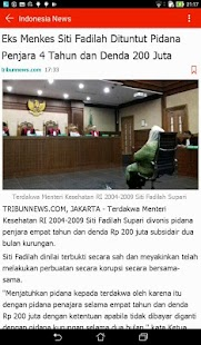 Indonesia News 2017 - náhled