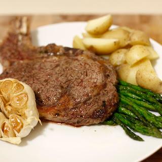 Butter Basted Steak