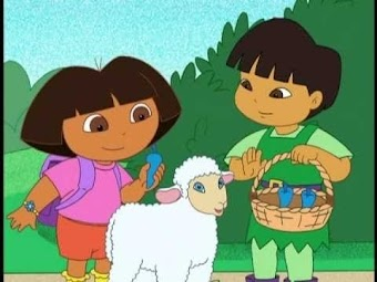 Dora Had A Little Lamb